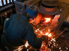 堺市の鍛冶職人