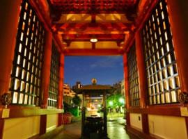 四天王寺の西大門